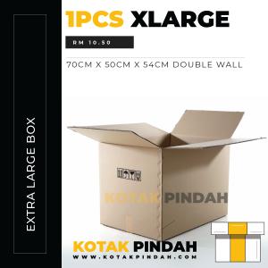 Kotak Extra Large